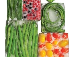 Is fresh food really more nutritious than frozen food?