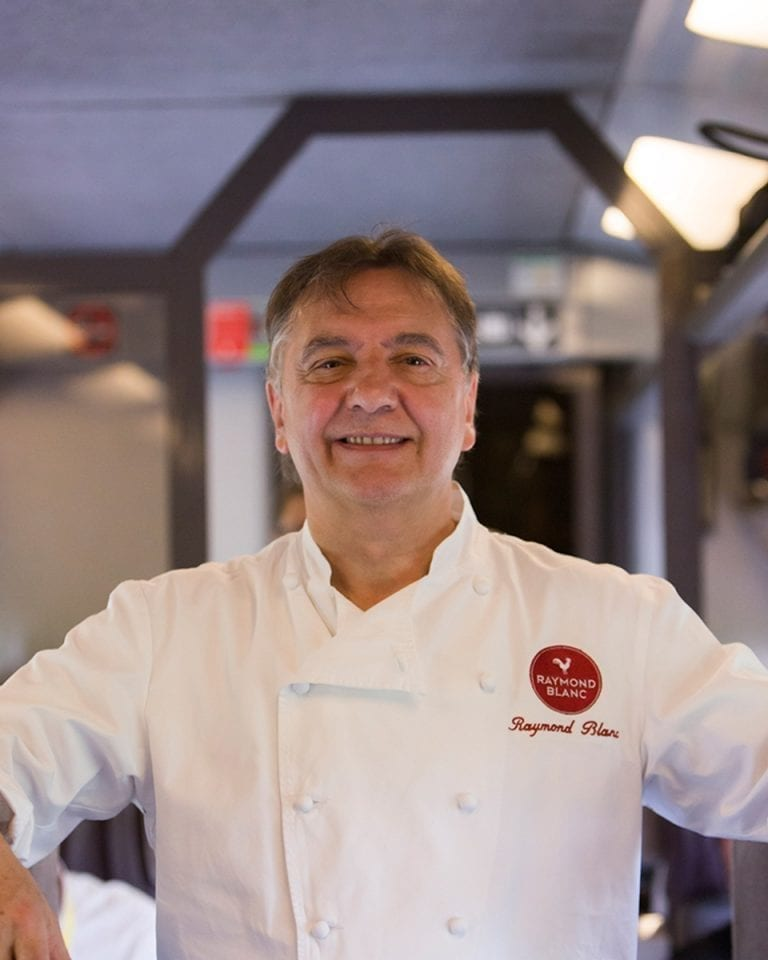Raymond Blanc's Paris recommendations: listen now