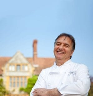 Raymond Blanc tells us how buying local produce can save the planet: listen now