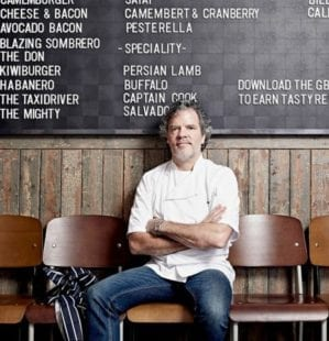 Peter Gordon on British food and why he thinks it's so good: listen now