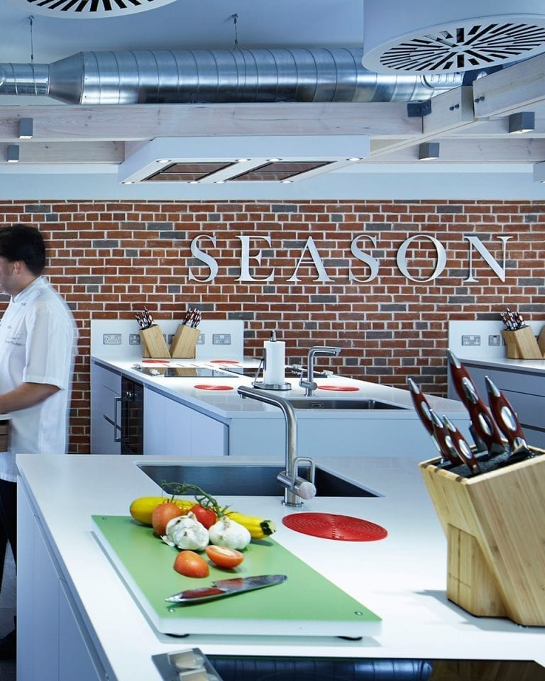 Cookery school review: Season Cookery School