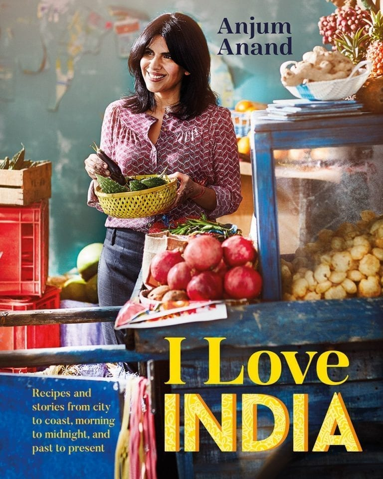 Cookbook road test: I Love India
