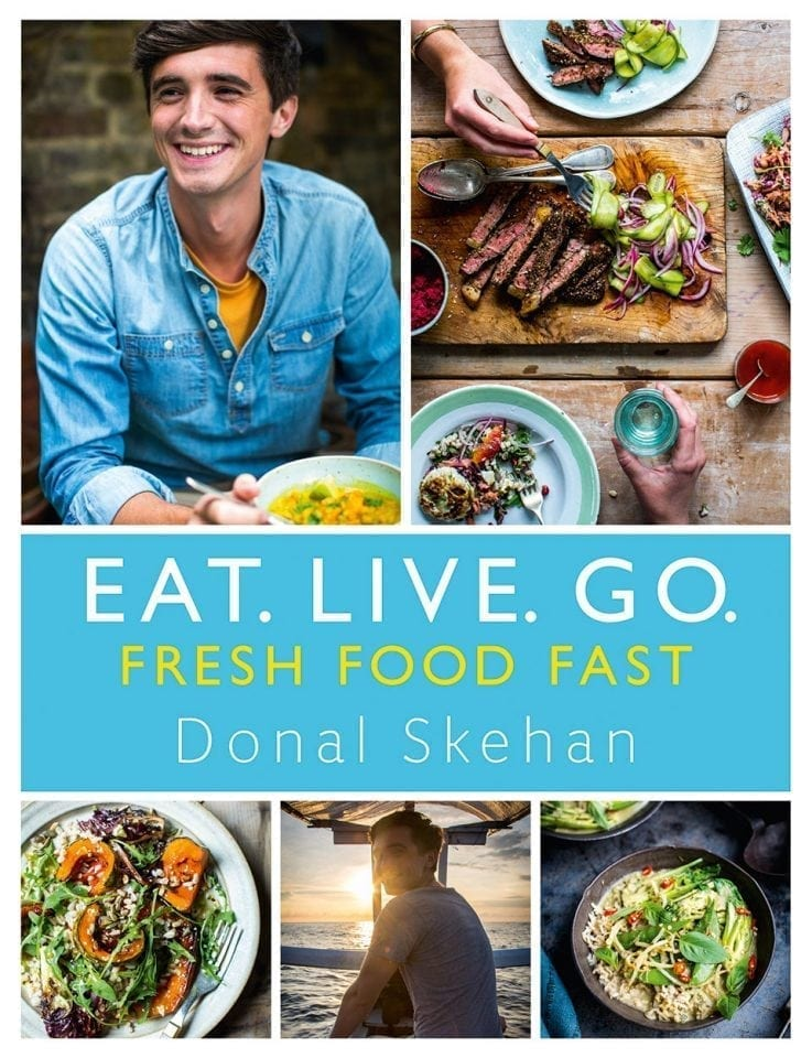 Cookbook road test: Eat. Live. Go: Fresh Food Fast