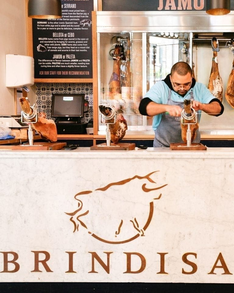 Cookery school review: Brindisa Ham School