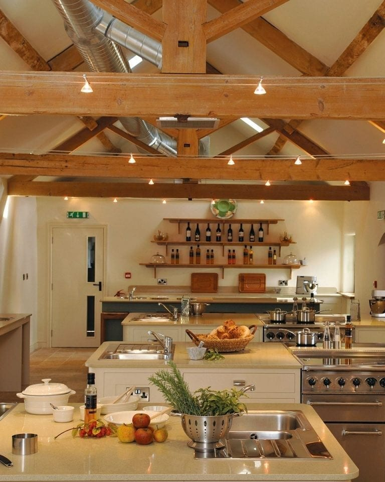 Cookery school review: Marcus Bean's Brompton Cookery School