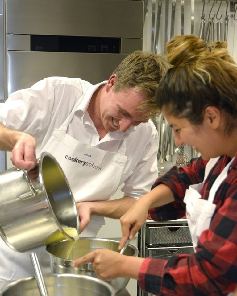 Cookery school review: Cookery School at Little Portland Street