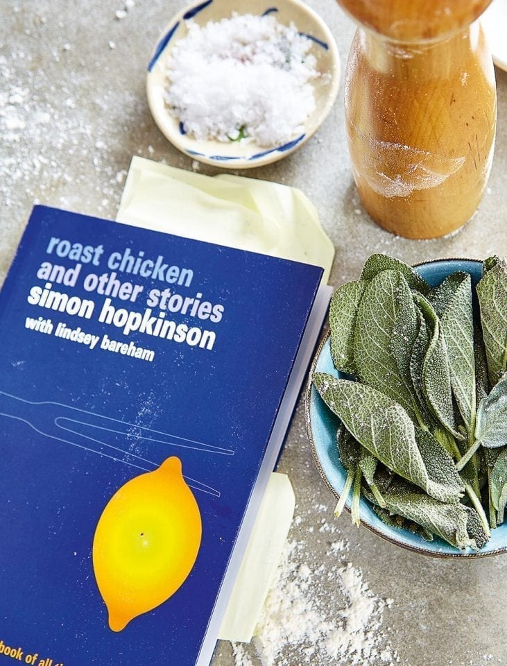 Rosie's Cookbook Club: Roast Chicken and Other Stories