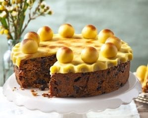 Simnel cake recipes