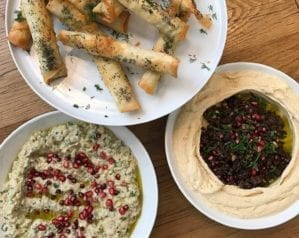Cookery class review: Arabica's Lebanese Mezze Masterclass