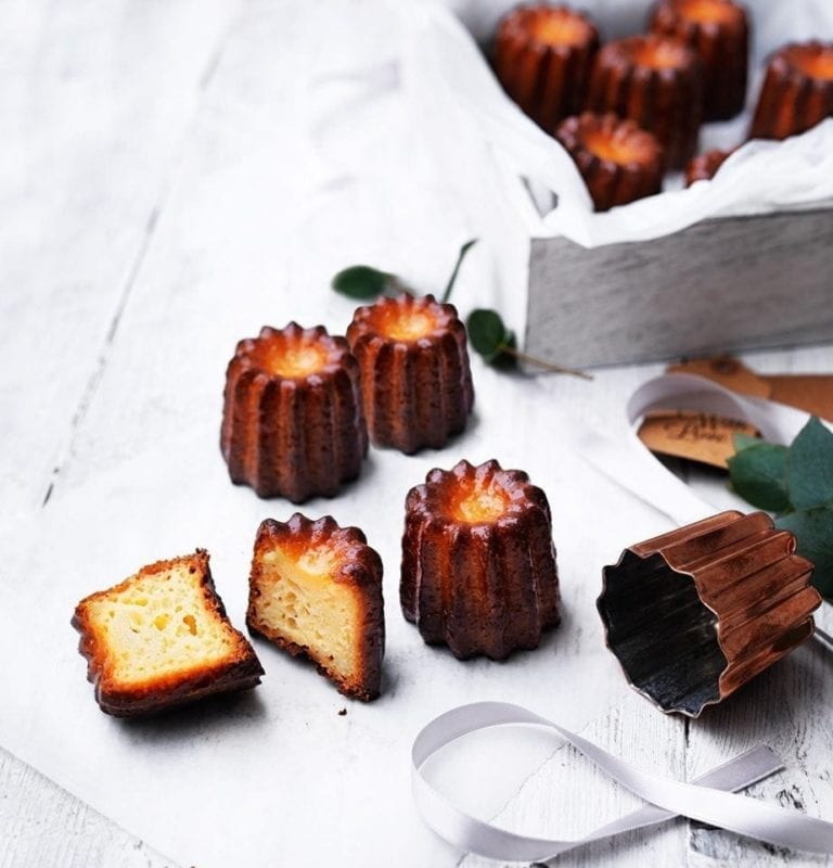How to make classic canelés