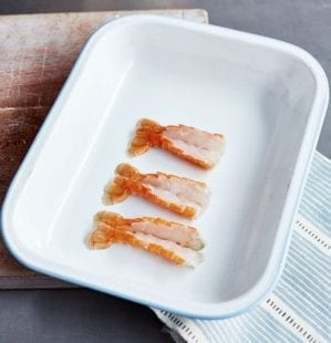 How to prepare langoustines