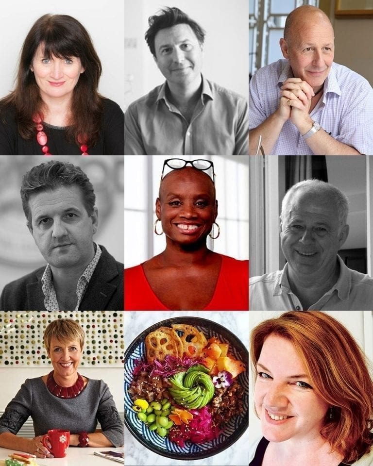 2017 delicious. Produce Awards final: the judges
