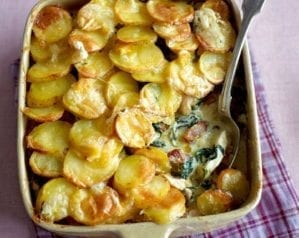 Chicken tartiflette video recipe