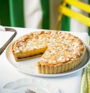 Bakewell tart video recipe