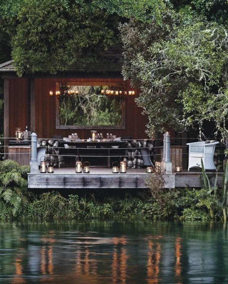 Are these the most romantic restaurants in the world?