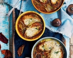 The ultimate French onion soup – video