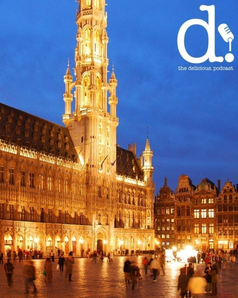 A four-minute guide to dining out in Brussels: listen now