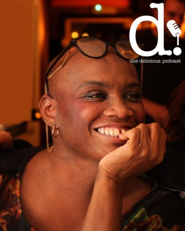 A forthright interview with Great British Menu judge Andi Oliver: listen now