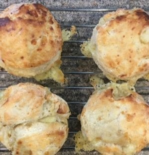 Peter Gordon's cheese scones – video