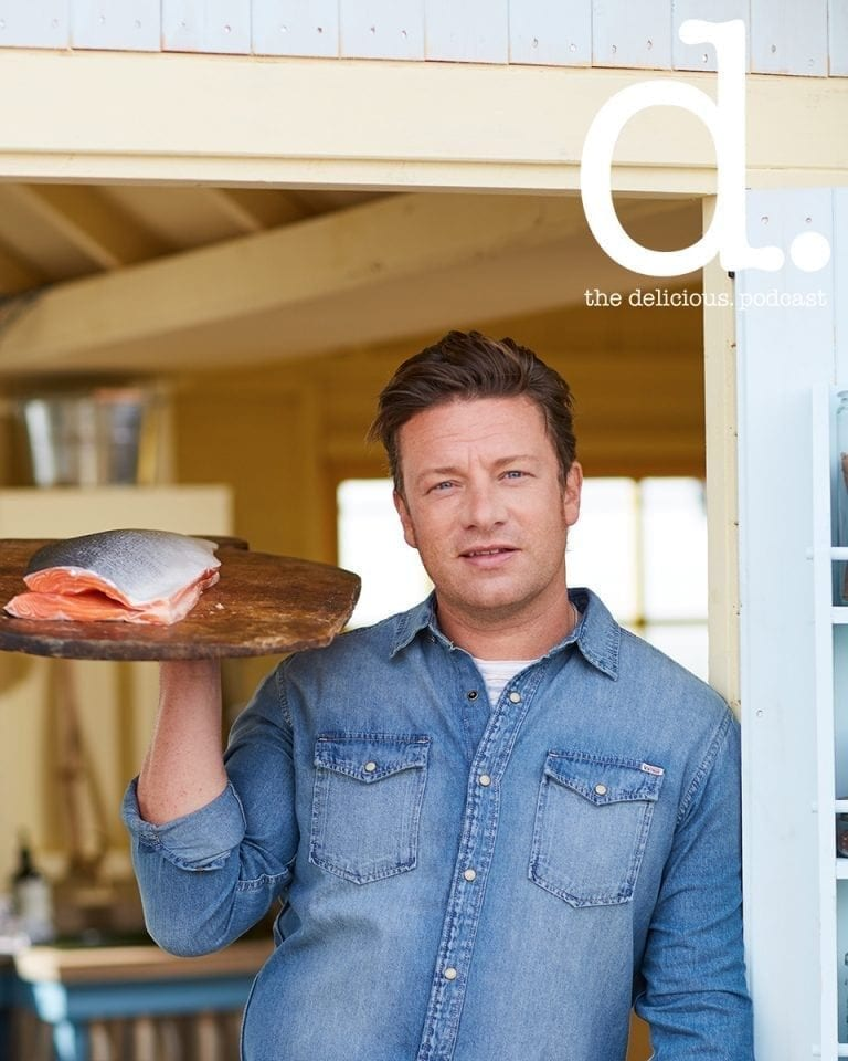 Listen now for a thought-provoking interview with Jamie Oliver