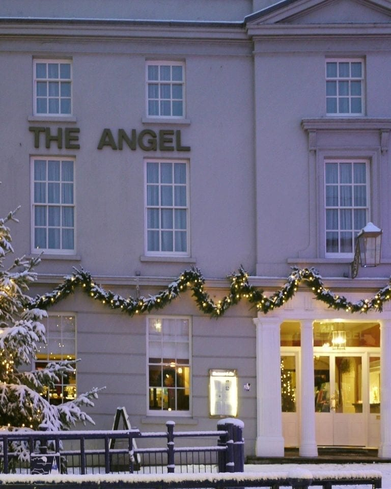 The Angel, Abergavenny, hotel review