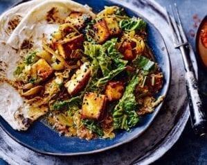 Vegetarian curry recipes