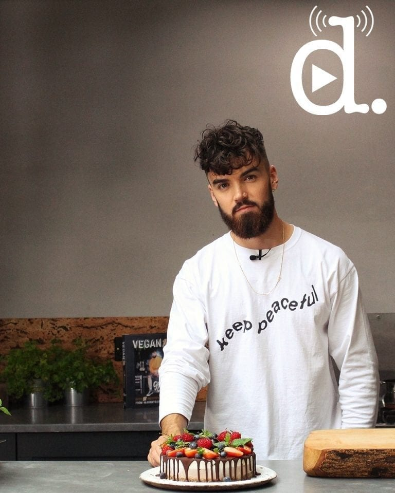 How, and why, Instagrammer Gaz Oakley turned vegan overnight: listen now