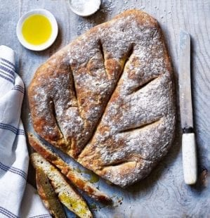 How to make Fougasse