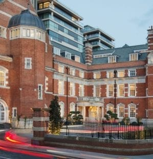 The LaLit, London, hotel review