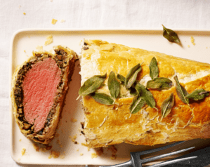 How to make a beef wellington