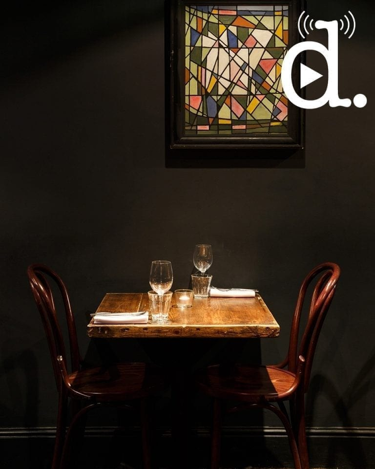 The Disappearing Dining Club (DDC): listen now