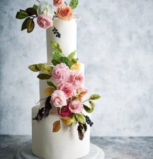 How to make sugar flowers – video