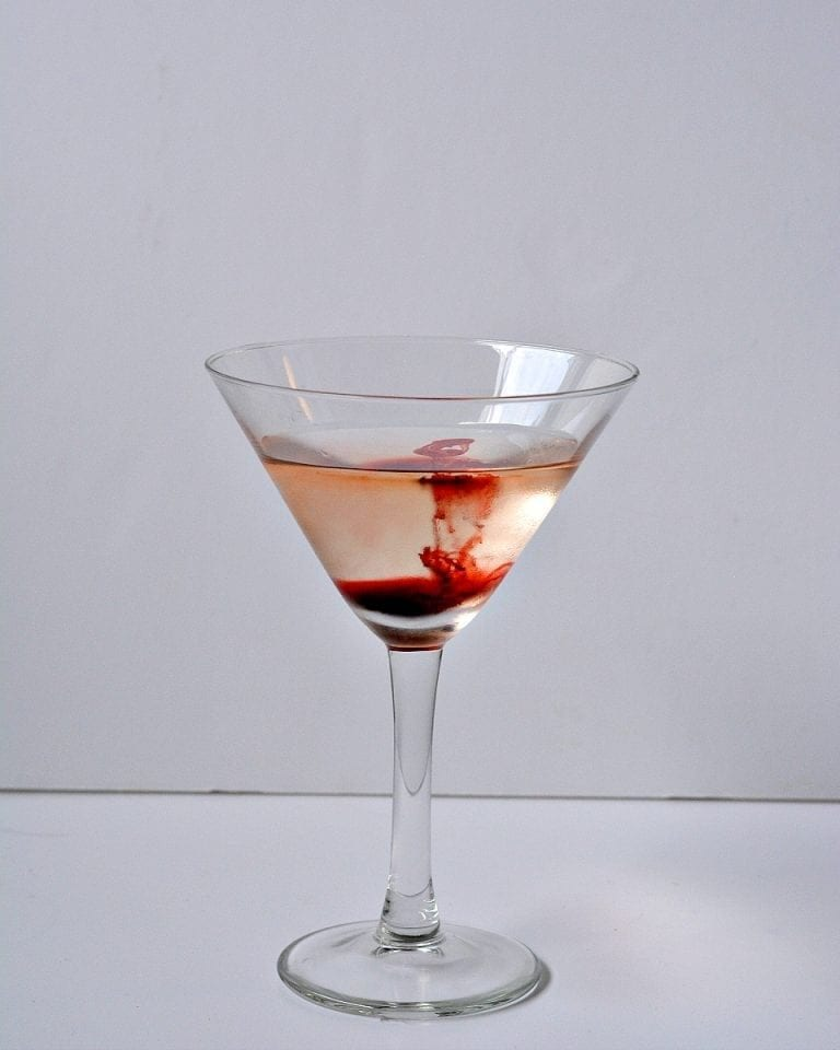 A bloody good Halloween cocktail recipe