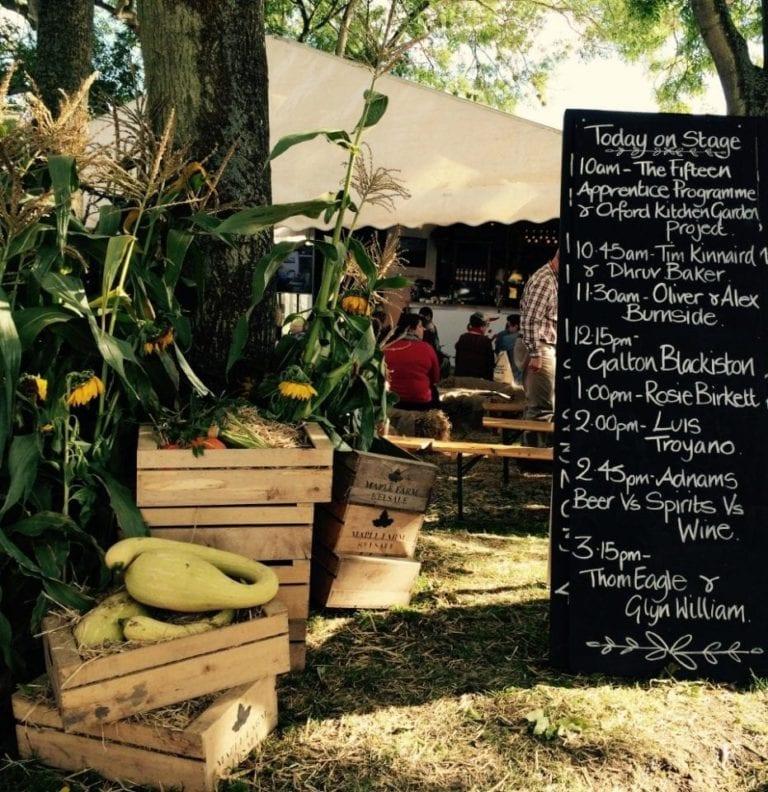 Long live the Aldeburgh Food Festival