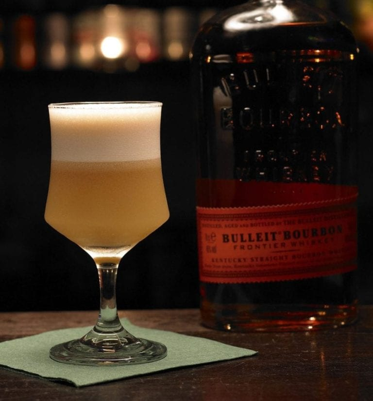 Bourbon and (no January) blues