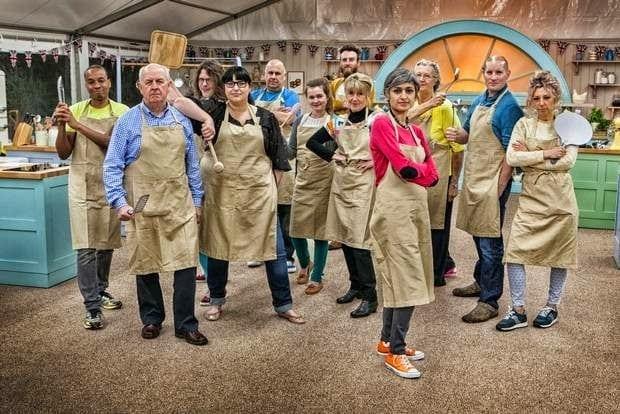 Great British Bake Off episode 5: post-bincident calm is restored