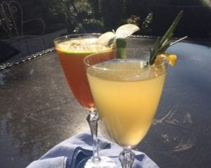 Go sober for October with these mocktail recipes