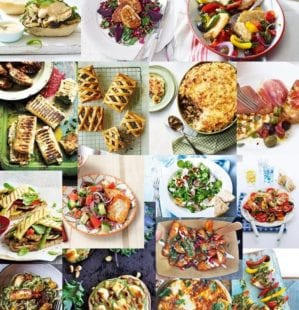 19 ways with halloumi
