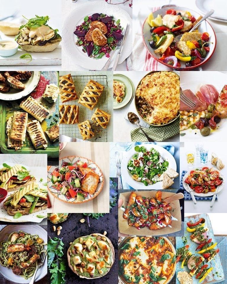 19 ways with halloumi   delicious. magazine