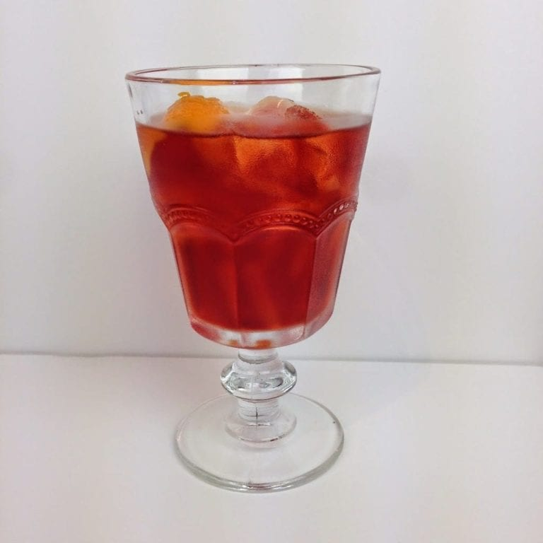 Friday cocktail: boulevardier