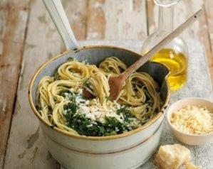 Italian recipes - Spaghetti Carbonara