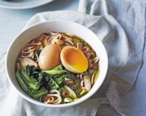 Japanese recipes - A bowl of ramen
