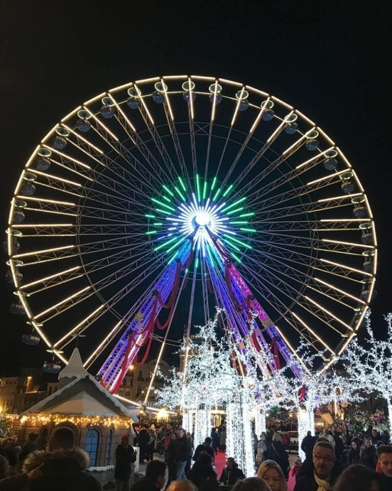 10 reasons to visit the Lille Christmas markets