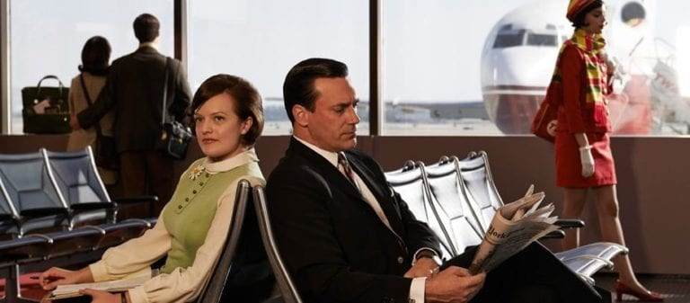 Cook-along-a Mad Men