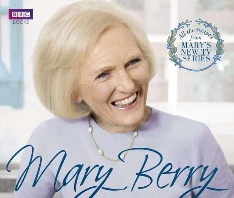 Mary Berry answers YOUR questions