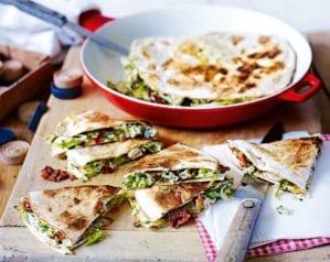 Mexican recipes - Quesadilla