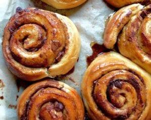 Scandinavian recipes - Danish pastries