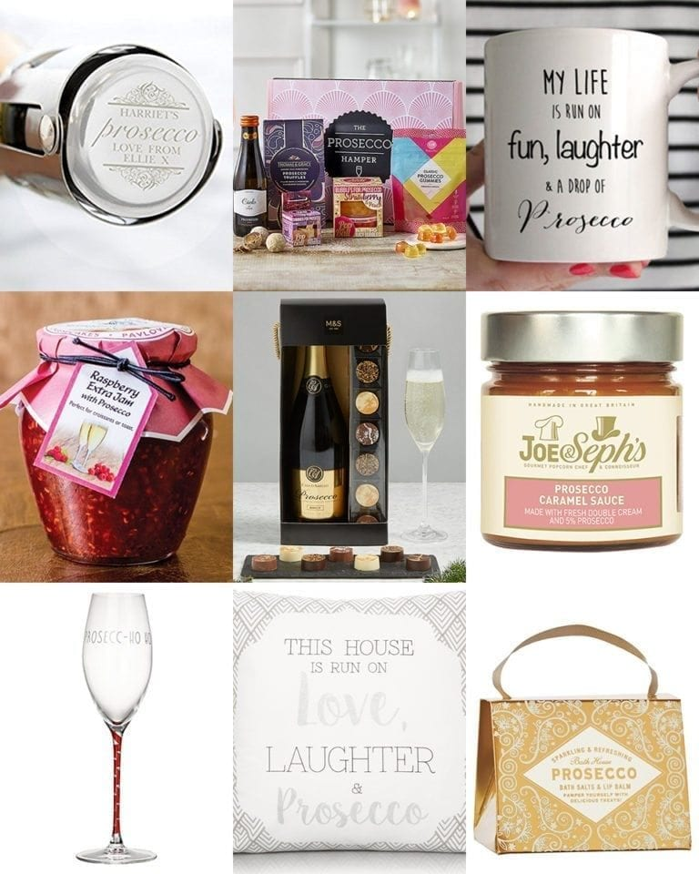 10 gifts for prosecco lovers