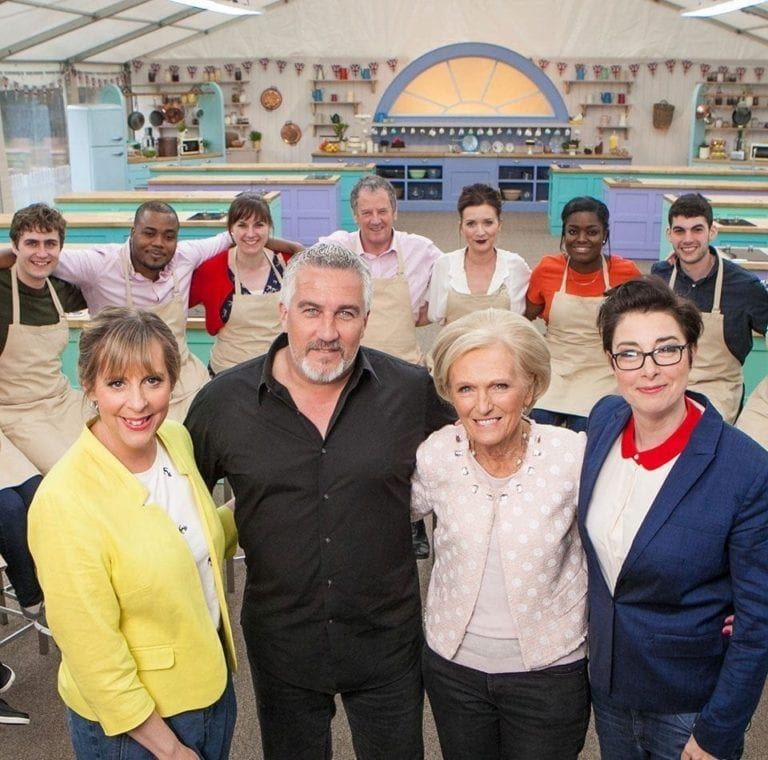 Follow the GBBO contestants on Instagram and Twitter