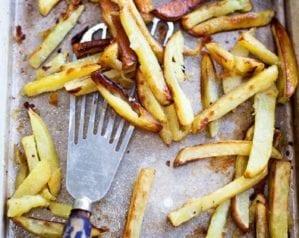The chip debate: salt or vinegar first?